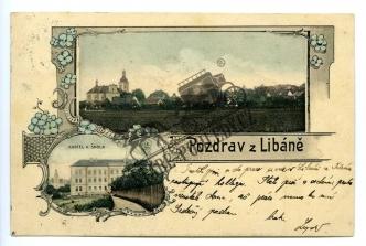 Libáň