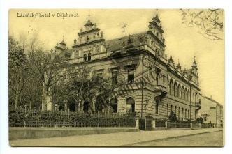 Lázně Bělohrad